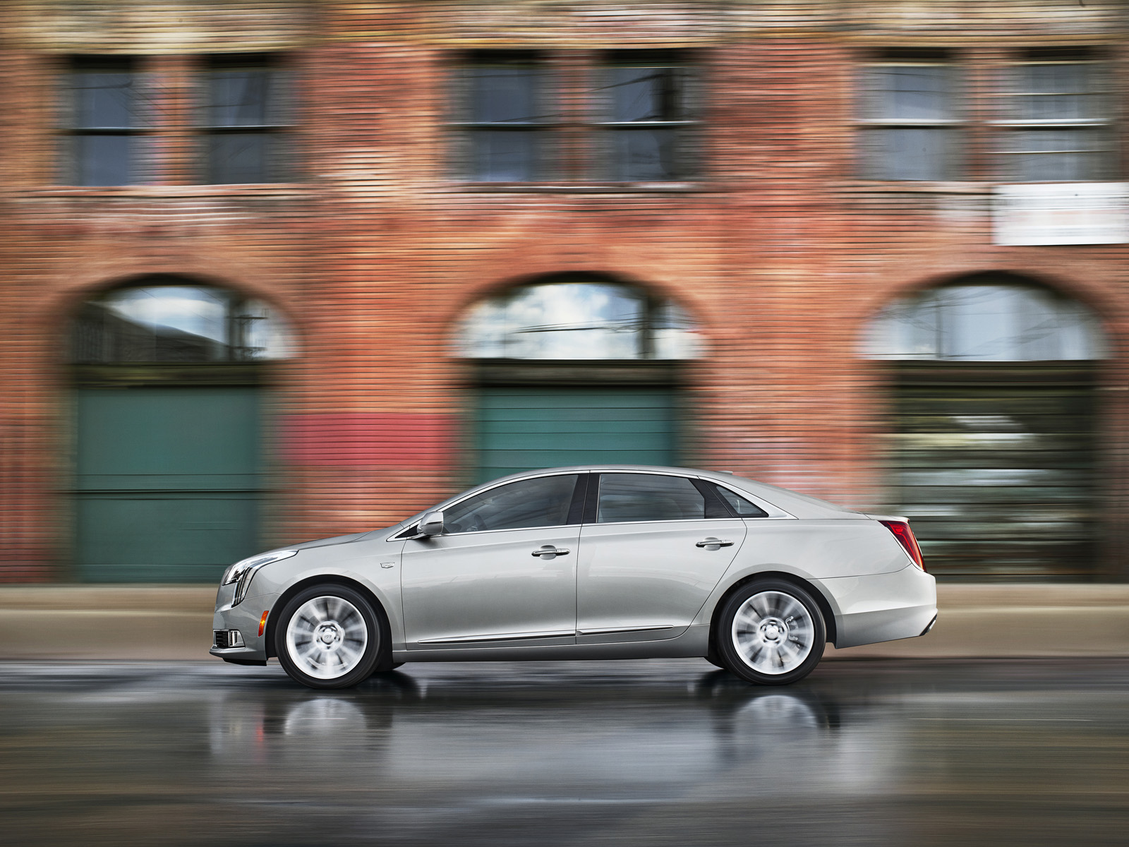 The 2018 Cadillac XTS luxury sedan is elevated with the new gene
