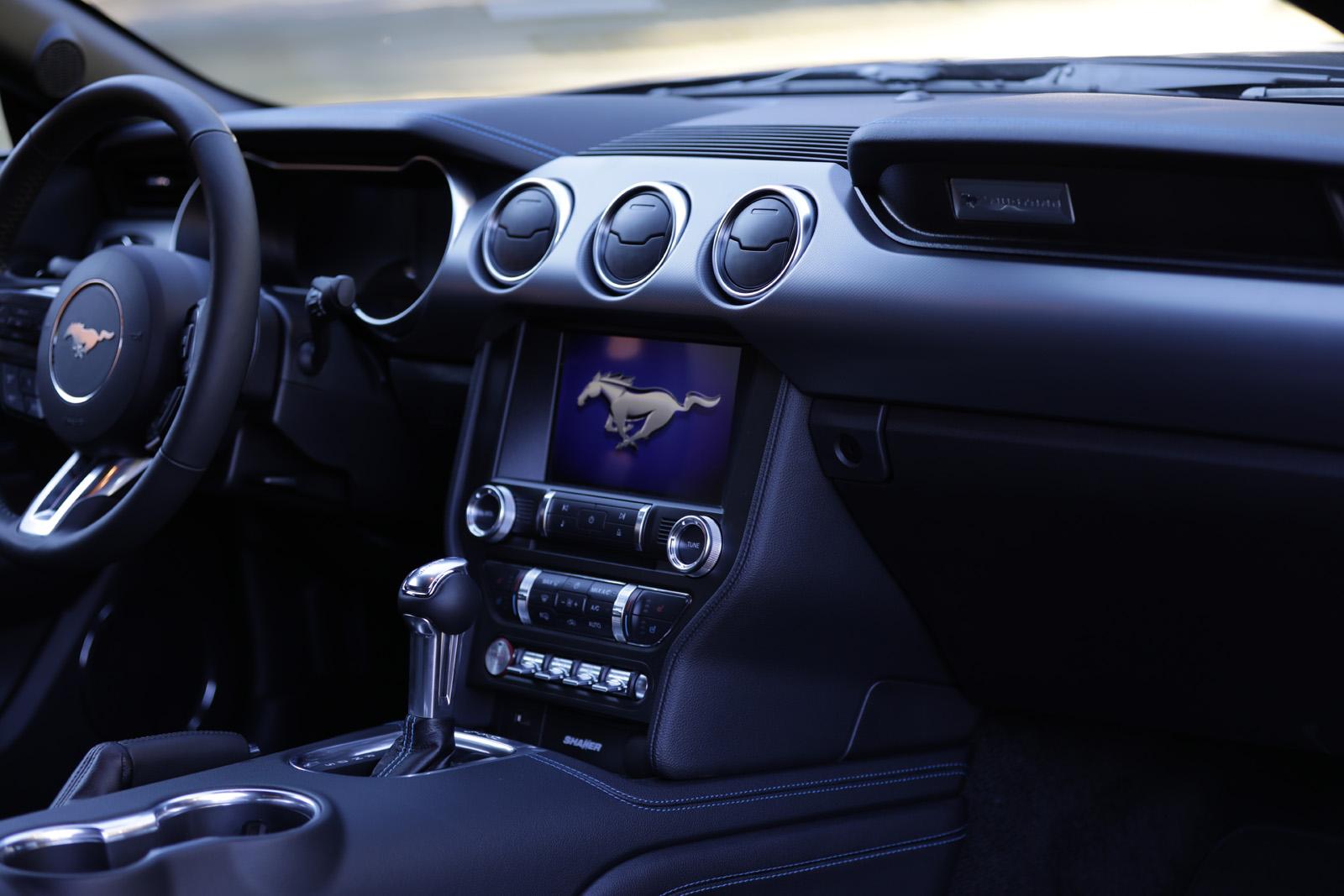 2018 Ford Mustang Interior Next