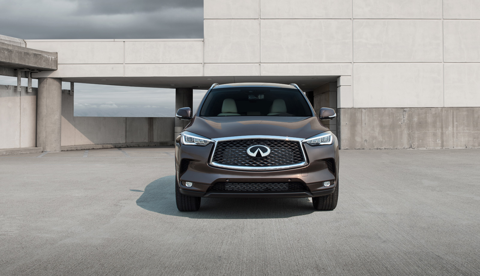 All-new INFINITI QX50
