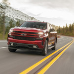 2020 Chevrolet Silverado with the all-new 3.0L Duramax inline-si