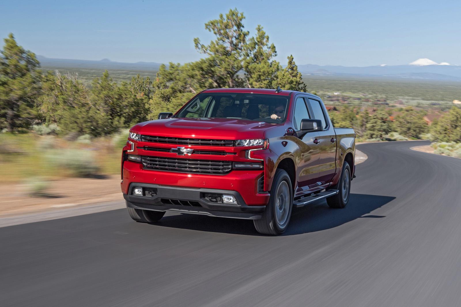 2020 Chevrolet Silverado Diesel