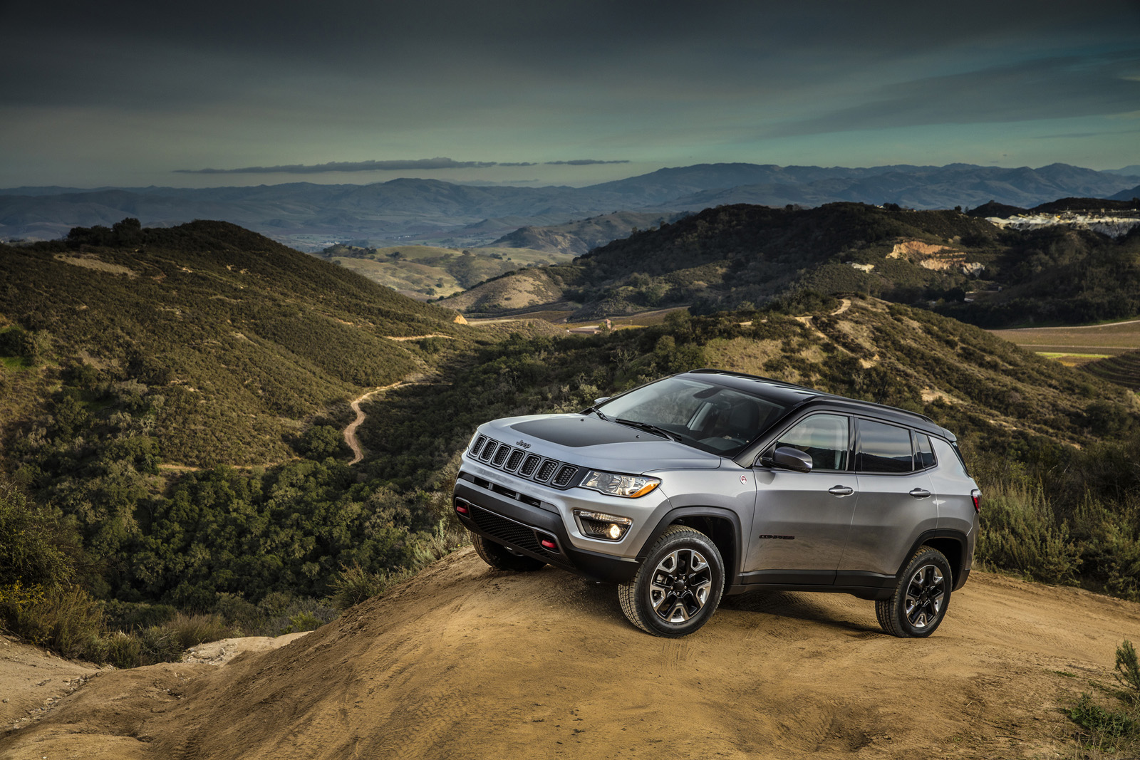 2020 Jeep® Compass Trailhawk