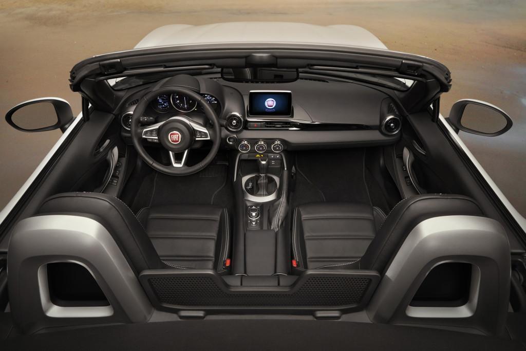 2020 Fiat 124 Spider Lusso