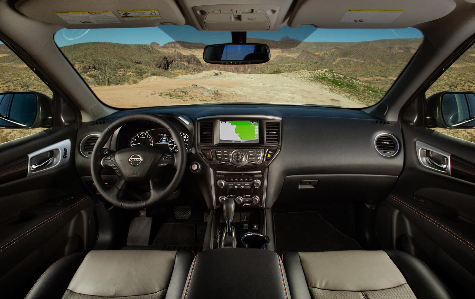 Nissan Pathfinder Rock Creek-8