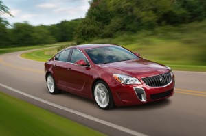 The 2014 Buick Regal (GM)