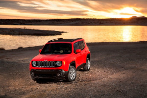 The 2015 Jeep Renegade (FCA)