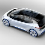 The VW I.D electric car (VW)