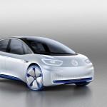 The VW I.D electric car (VW
