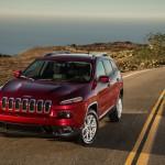 The 2016 Jeep Cherokee Overland (FCA)