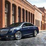 9. 2018 Cadillac XTS Platinum V-Sport